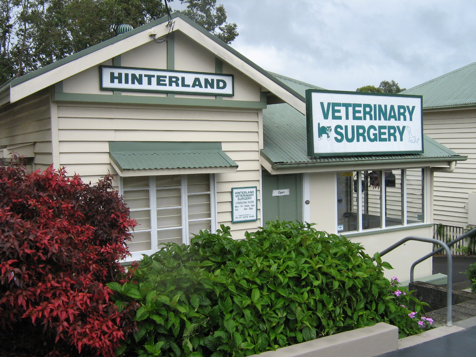 Hinterland Veterinary Surgery Nerang