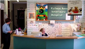 Railway Avenue Veterinary Hospital