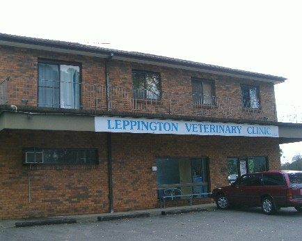 Leppington Veterinary Clinic - Vet Australia